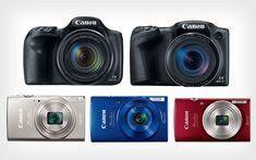 Canon Powershot 5 novità