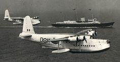 Sunderland flying boat