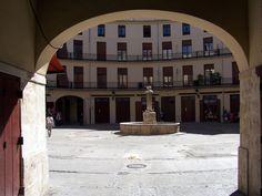 Antigua plaza redonda de Valencia Valencia Spain, Antigua, Tourism, Cities, Scenery, Places