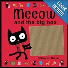 Preschool Engineering: Book Review: Meeow and the Big Box