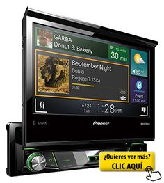 Pioneer AVH-X7700BT - Reproductor Multimedia de 7... #autoradio #pioneer