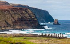Easter Island - 25 Trips of a Lifetime           | Travel + Leisure (I've been to 4 of them)...