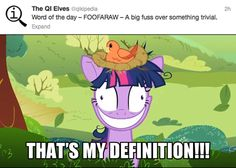 They've Found A Name For Twilight's Condition