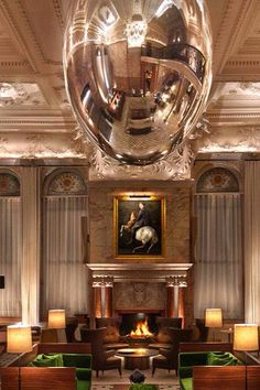 This Ian Schrager-designed hotel has a top location just off Oxford Street. The London EDITION (London, UK) - Jetsetter