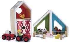 Hape Toys Barn Play $69.98 - from Well.ca
