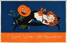 Best Wishes for Halloween