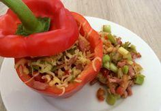 Gevulde paprika – Sport Foodblog