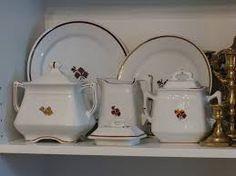 Image result for tea leaf pattern dishes