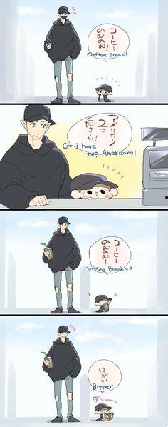 this is exactly what happened Chanbaek Fanart, Baekhyun Fanart, Exo Chanbaek, Kpop Fanart, Chanyeol, Chibi, Exo Fan Art, Short Comics, Exo Memes