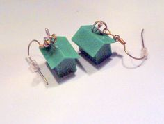 Hey, I found this really awesome Etsy listing at https://www.etsy.com/listing/162464921/kitsch-monopoly-houses-dangle-earrings