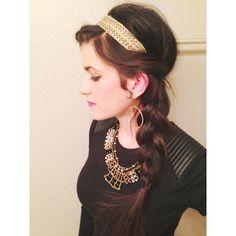 Bohemian braid tutorial