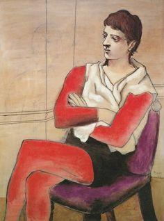 Pablo Picasso, Rose Period