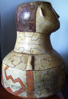Shipibo   Shipibo pottery