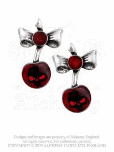 Alchemy UL17 Black Cherry Pair of Earrings (ULFE20) Alchemy UL17 http://www.amazon.co.uk/dp/B00INWVLZU/ref=cm_sw_r_pi_dp_1E9uub01JDA8F