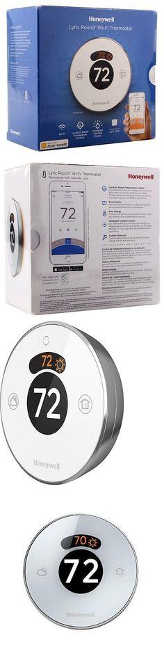 trane comfortlink ii xl1050. programmable thermostats 115949: new honeywell lyric round wi-fi thermostat rch9310wf5003 programable app enable trane comfortlink ii xl1050