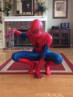 Spiderman Homemade Cosplay