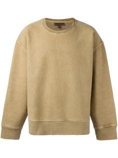 YEEZY Season 3 crewneck with rib sweatshirt. #yeezy #cloth #スウェットシャツ