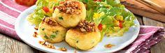 Kattints a képre, és olvasd el a receptet oldalunkon! Izu, Baked Potato, Sprouts, Brunch, Potatoes, Eggs, Baking, Vegetables, Breakfast