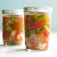Colorful Canning-   With a large movement towards vegetable gardens, canning, drying, and pickling have naturally become the next step in self-sustainable living. Experimenting with salsa recipes, tomato pastes, and pickles is the new weekend hobby building confidence in gardeners -- young and old alike.    Learn how to can like a pro.