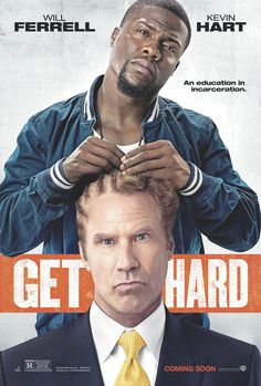 Poster from the movie Get Hard.