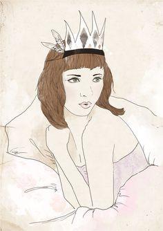 Tabitha Emma fashion illustration