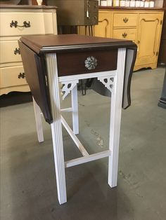 French Linen Java Gel Stain Table Ooh La La The