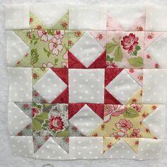 Block 17 of the Splendid Sampler Quilt
