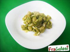 Pasta con i broccoli alla siracusana