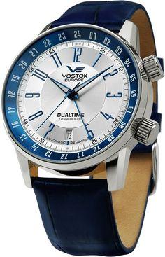 Vostok Europe Men s Watches - GAZ 14 Limousine Gentleman Watch, Sport  Watches, Watches For a95fe8f635f9