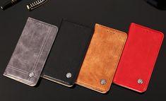 Bakeey Luxury Flip PU leather Wallet Card Slot Protective Case For Nubia M2 Global Rom/ Nubia M2 Sale - Banggood.com