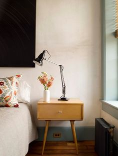 more touches of color    Red Hook Townhouse - eclectic - bedroom - new york - Reservoir