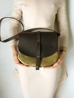 A personal favorite from my Etsy shop https://www.etsy.com/listing/568943074/brown-cross-body-bag-leather-shoulder