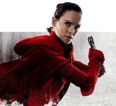 Rey - The Last Jedi
