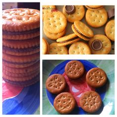 Rolo stuffed Ritz crackers.  #yumm #pinsivetried