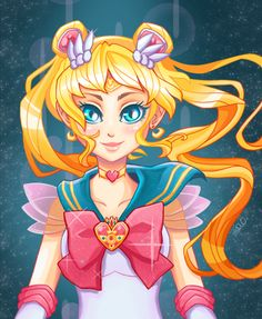 tumbleweede: Catching up on Sailor Moon Crystal