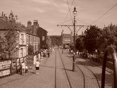 Beamish, County Durham, UK