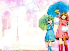 Cardcaptor Sakura and Tomoyo