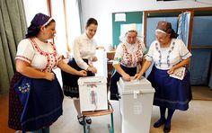 Bei dem Referendum über die EU-Flüchtlingsquoten in Ungarn haben die Verwaltungsbezirke Vas und Györ-Moson-Sopron  an der Grenze zu Slowenien, Österreich und der Slowakei, durch die die Flüchtlingsströme hauptsächlich führten, am aktivsten abgestimmt. Laut dem Nationalen Wahlkomitee überstieg die Wahlbeteiligung dort die 50-Prozent-Hürde.