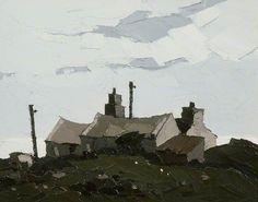 Farm, Llanfairynghornwy - Kyffin Williams