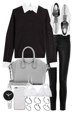 """Untitled #18871"" by florencia95 ❤ liked on Polyvore featuring J Brand, Steffen Schraut, Givenchy, Michael Kors, Hanky Panky, Christian Van Sant and ASOS"