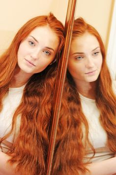 Sophie Turner, 17, from Leamington Spa who plays Sansa Stark in Game of Thrones.