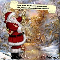Ich wünsche all meine Freunde eine frohe weihnachten.