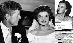 Mystery over JFK's socialite first wife lingers on Jackie's birthday #DailyMail