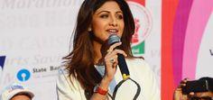 Shilpa Shetty Graces Little Hearts Marathon