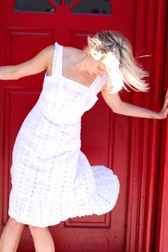 70's Dresses You Can Wear Now | Gorgeous Vintage Summer Outfit
