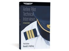 Airline Pilot Technical Interviews by Ronald D. McElroy is a study guide to instill confidence for a successful airline checkride and technical interview. Commercial Pilot, Airline Pilot, Pilots, Interview, Success, Author, Study, Learning, Studio