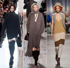 Fall/ Winter 2014-2015 Fashion Trends: Knitwear