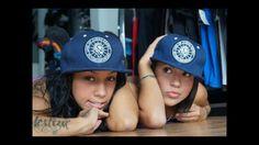 #Mestiza y Neblina Bff, Youtube, Baseball Hats, Cornrow Designs, Mongrel, Rapper, Musica, Baseball Caps, Caps Hats