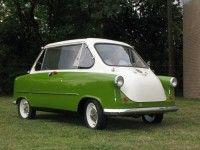 Zündapp Janus 250- 1956
