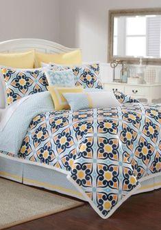 Southern Tide  Savannah Full Comforter Set